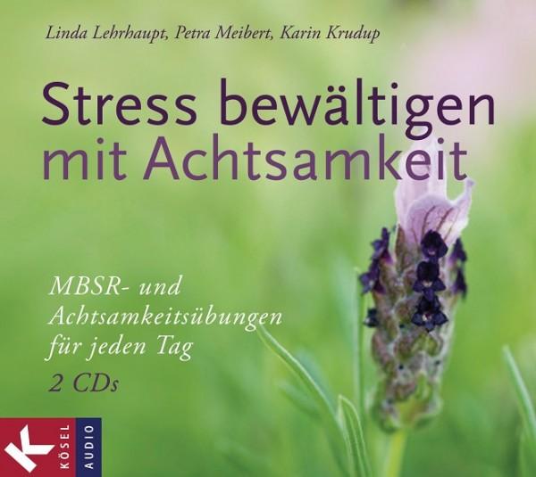 Stress bewältigen mit Achtsamkeit: MBSR- und Achtsamkeitsübungen für jeden Tag von Linda Lehrhaupt