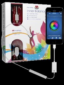 Inner Balance™ Trainer mit Lightning-Sensor (für iOS)
